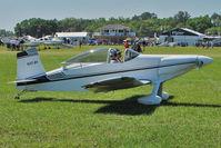 N57JH @ LAL - 2011 Sun n Fun at Lakeland , Florida