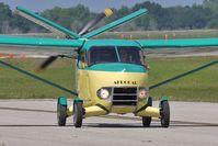 N102D @ LAL - 2011 Sun n Fun at Lakeland , Florida - by Terry Fletcher