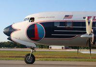N836D @ LAL - Eastern DC-7B
