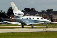 N360PJ @ KLAL - Piper PA-47-2400J Piperjet [4798E001] Lakeland-Linder~N 16/04/2010