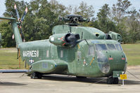 153715 @ NPA - Sikorsky CH-53A Sea Stallion, c/n: 65-105 in outside storage at Pensacola Naval Museum