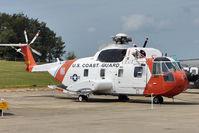1486 @ NPA - Sikorsky HH-3F Pelican, c/n: 61663 in outside storage at Pensacola Naval Museum