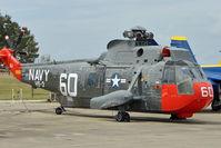 156484 @ NPA - Sikorsky SH-3H Sea King, c/n: 61430 in outside storage at Pensacola Naval Museum