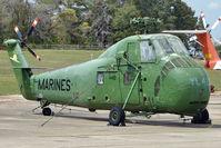 150227 @ NPA - Sikorsky UH-34D Seahorse, c/n: 58-1585 in outside storage at Pensacola Naval Museum