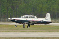 165965 @ NPA - Raytheon T-6A, c/n: PT-108 training at Pensacola - by Terry Fletcher