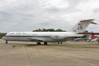 163511 @ NPA - McDonnell Douglas C-9B Skytrain II, c/n: 47431 in outside storage at Pensacola Museum