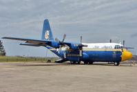 151891 @ NPA - Lockheed C-130G Hercules, c/n: 382-3878 - The original ' Fat Albert' - now reired in open storage at Pensacola Museum