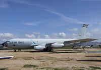 55-3130 - Boeing KC-135A Stratotanker at the March Field Air Museum, Riverside CA - by Ingo Warnecke