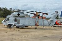 N8064H @ NPA - Kaman H-2 SH-2F, c/n: 151312 in open storage at Pensacola Museum