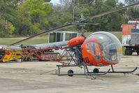 142377 @ NPA - 1955 Bell TH-13M Sioux, c/n: 1340