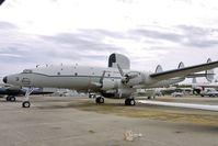 143221 @ NPA - Lockheed EC-121K Warning Star, c/n: 1049A-4496 in outside storage at Pensacola Museum