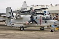 151647 @ NPA - Grumman S-2E Tracker, c/n: 180C in open storage at Pensacola Naval Museum