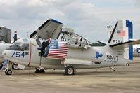 136754 @ NPA - Grumman C-1A Trader, c/n: 7