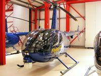 G-PIXL @ EGLD - Flying TV Ltd - by Chris Hall