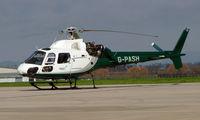 G-PASH @ EGBJ - Aerospatiale AS.355F1 Ecureuil II [5040] Staverton~G 18/03/2005