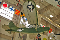60465 @ NPA - Stinson OY-1 at Pensacola Naval Museum - built as Sentinel L-5 ex 42-98453