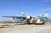 54-0612 - Fairchild C-123K Provider at the March Field Air Museum, Riverside CA - by Ingo Warnecke