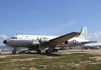 56514 - Douglas R5D-3 (C-54D) Skymaster at the March Field Air Museum, Riverside CA - by Ingo Warnecke