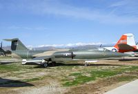 57-0925 - Lockheed F-104C Starfighter at the March Field Air Museum, Riverside CA - by Ingo Warnecke