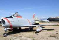 53-1304 - North American F-86H Sabre at the March Field Air Museum, Riverside CA - by Ingo Warnecke