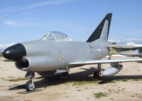 50-0560 - North American F-86L Sabre (built in 1950 as F-86D, then converted to F-86L from 1956) at the March Field Air Museum, Riverside CA - by Ingo Warnecke