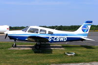 G-CBWD photo, click to enlarge