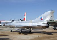 1101 - Mikoyan i Gurevich MiG-21F-13 FISHBED at the March Field Air Museum, Riverside CA