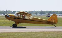 N38159 @ LAL - Piper J3 Cub