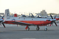 166020 - Raytheon T-6B Texan II, at Pensacola Regional - by Terry Fletcher