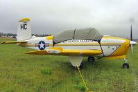 N134HC @ LAL - 1958 Beech A45 (T-34A), c/n: CG-207 at 2011 Sun n Fun