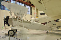 N174V - 1930 Curtiss Wright TRAVEL AIR B-4000, c/n: 1365 at Fantasy of Flight Museum