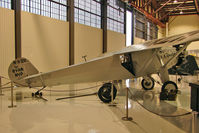 N211 - 1990 Eaa Air Museum Foundation Inc SPIRIT OF ST. LOUIS, c/n: 2
