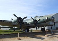 44-6393 - Boeing B-17G Flying Fortress at the March Field Air Museum, Riverside CA