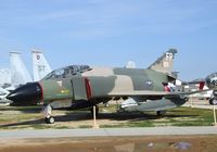 63-7693 - McDonnell Douglas F-4C Phantom II at the March Field Air Museum, Riverside CA