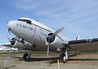43-15579 - Douglas VC-47A Skytrain at the March Field Air Museum, Riverside CA - by Ingo Warnecke