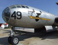 44-61669 - Boeing B-29A Superfortress at the March Field Air Museum, Riverside CA