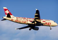 HB-IJM @ LMML - A320 HB-IJM Swissair - by raymond