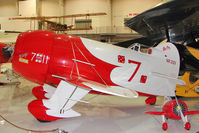 N2101 - 1991 Benjamin Delmar R GEE BEE R-2, c/n: GB-02 - Replica at Polk Museum