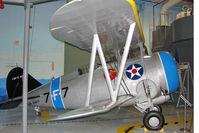 N26KW - 1938 Grumman F3F-2, c/n: 1028 at Polk Museum