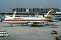N13066 @ EDDF - Continental Airlines in old colours - by Joop de Groot