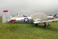 N91417 @ LAL - 1946 North American NAVION, c/n: NAV-4-254 at 2011 Sun n Fun