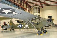 N5798N - Piper J3C-65, c/n: 13623  - coded 54883 - at Polk Museum