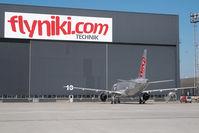 D-ASTY @ LOWW - Fly Niki Airbus 319 - by Dietmar Schreiber - VAP