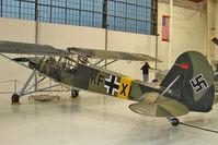 N156FS - 1942 Fieseler Company F1-156-C2, c/n: 4642 at Polk Museum