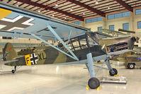 N156FS - 1942 Fieseler Company F1-156-C2, c/n: 4642
