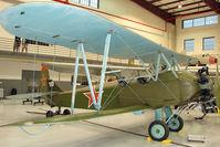 N50074 - Polikarpov PO-2, c/n: 0365 at Polk Museum - by Terry Fletcher