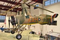 G-AHMJ - 1936 Av Roe And Co Ltd CIERVA C30A, c/n: K4235 displayed at Polk Museum