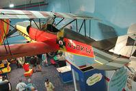 N30KW - 1974 Weeks DER JAGER D-IX, c/n: 003 at Polk Museum