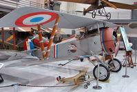 N1290 - 1971 Nieuport 17, c/n: LCNC 1967 - Replica- in polk Museum