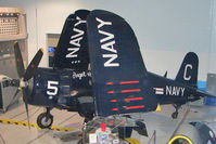 N5215V - 1945 Chance Vought F4U-4, c/n: 9440 at Polk Museum